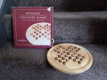 solitaire game in Lakenheath, UK