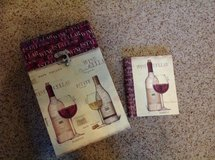 Wine gift box and new wine journal in Vacaville, California