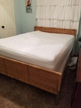 queen bed in Kingwood, Texas