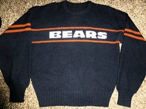 Chicago Bears NFL Ditka Sweater in Oswego, Illinois