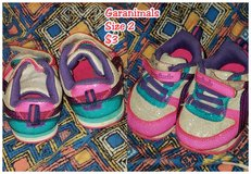 Infant Shoes in Fort Riley, Kansas