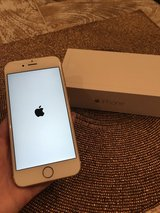 Apple IPhone 6 gold 16GB in good condition in Cherry Point, North Carolina