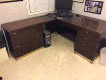 Solid Wood Desk in Westmont, Illinois