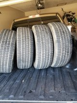 275 65R 18 Truck Tires.  Good Year Wrangler in Fort Leonard Wood, Missouri