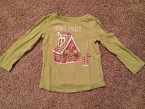 Gingerbread Shirt(3T) Crazy 8 in Camp Lejeune, North Carolina