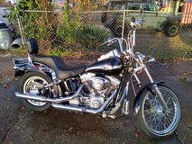 '03 Harley Softail in Fort Leonard Wood, Missouri
