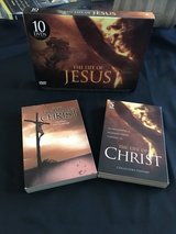 THE LIFE OF JESUS - 10 DVD Collectors Edition in Pasadena, Texas