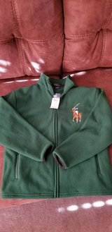 Polo by Ralph Lauren zip up Jacket in Fort Campbell, Kentucky