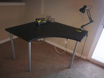 corner desk from IKEA . Almost new. in Shorewood, Illinois
