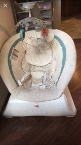 fisher price deluxe bouncer in Olympia, Washington