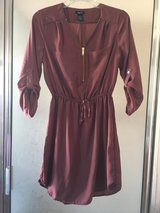Mauve dress in Alamogordo, New Mexico