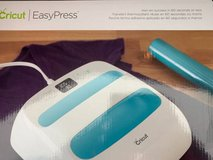 NEW - ($166. Value) CRICUT Easy Press & Accessories in Kingwood, Texas