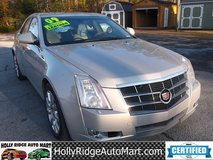2009 Cadillac CTS 4dr Sedan w/1SB Direct Inject. in Camp Lejeune, North Carolina