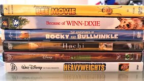 6 New Kids DVD movies, New and Sealed in Kingwood, Texas