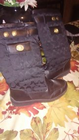 Coach boots size 8 in Beaufort, South Carolina