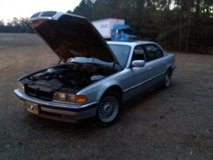 1997 bmw 740il in Camp Lejeune, North Carolina
