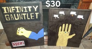 infinity gauntlet paintings in Alamogordo, New Mexico