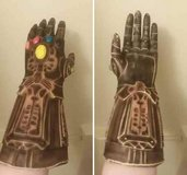 infinity gauntlet glove for adults in Alamogordo, New Mexico