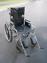 Wheelchair in Plainfield, Illinois