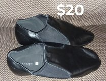 mens black dancing shoes in Alamogordo, New Mexico