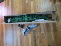 BRAND NEW Christmas Tree Includes/Lights/Stand/Star/Still in Box in Alamogordo, New Mexico