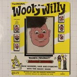 Wooly Willy magnetic drawing game in Okinawa, Japan