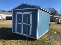 10x12 Utility Shed in Fort Polk, Louisiana