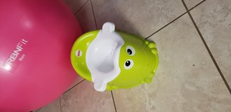 Frog potty chair in Baytown, Texas