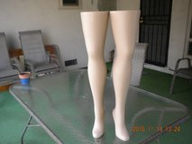 Lady Mannequin Legs in Vacaville, California