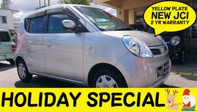 2 YR JCI AND 2 YR WARRANTY!! 2008 NISSAN MOCO YELLOW PLATE LIMITED TIME OFFER!! in Okinawa, Japan