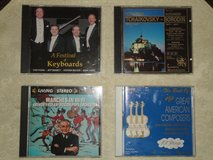 20 Classical Music CD's in very good conditgion in Tomball, Texas