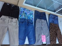 Girls size 7 clothing in Conroe, Texas