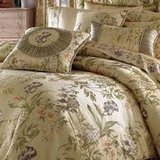 Croscill Iris Queen Bed Comforter Set, Sheets, Drapery & Sheers in Aurora, Illinois