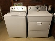 Washer & Electric dryer in The Woodlands, Texas