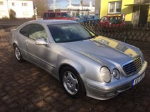 Mercedes Benz CLK Coupe AUTOMATIC, Heated Seats, A/C, Leather, PDC, New Service, New TÜV!!! in Ramstein, Germany