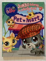 LITTLEST PETSHOP 32-page activity coloring book in Okinawa, Japan