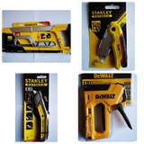 Stanley Fatmax and DeWalt tools in Lakenheath, UK