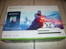 Xbox One S 1TB Battlefield V edition NEW in Plainfield, Illinois