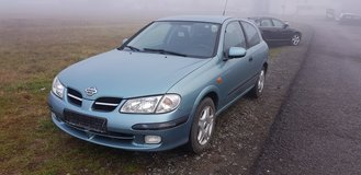 Nissan Almera 1.5 Comfort! Best Price! New inspection! Only 2 km from Ramstein AB! in Ramstein, Germany