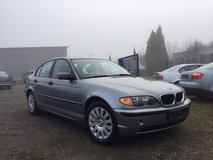 Facelift Model 2004,BMW 318i,Low Mileage,TOP Condition,New Inspection,Service Book,Warranty in Wiesbaden, GE
