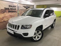 2015 Jeep Compass Sport in Baumholder, GE