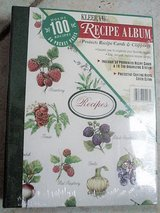 Recipe book NEW in package in Stuttgart, GE