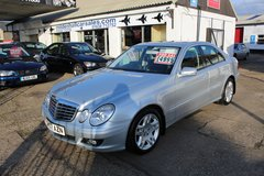 **MERCEDES E200 KOMPRESSOR!! ** 6 MONTHS FREE ROAD TAX! 6 MONTHS WARRANTY!! in Lakenheath, UK