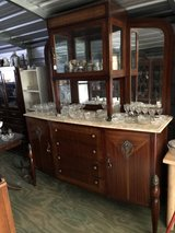 Very unique antique buffet in Moody AFB, Georgia