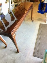 sofa table ( heavy solid cherry) in Cherry Point, North Carolina