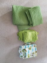 Full size quilt and 2 sheet sets in Naperville, Illinois