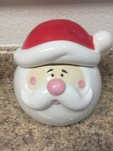 Santa Cookie Jar in Fairfield, California