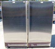 SUB ZERO REFRIGERATOR AND FREEZER- STAINLESS STEEL in Camp Pendleton, California