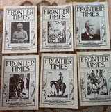Frontier Times dated 1939 in Alamogordo, New Mexico