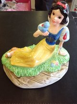 Snow White Musical Figurine from the Disney Co. in Camp Lejeune, North Carolina